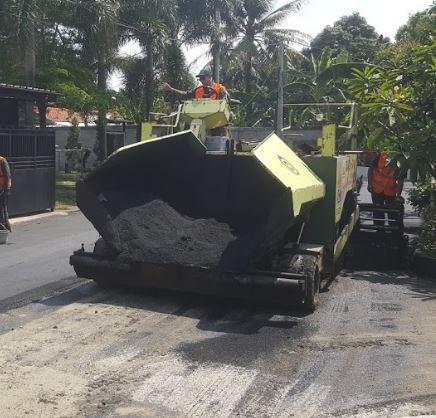 Pemborong Hotmix Jalan
